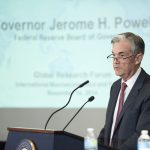 Jerome Powell, presidente de la FED