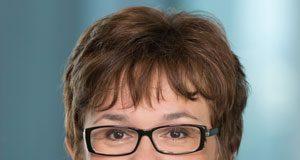 Sabine Lautenschlaeger, miembro del Comité Ejecutivo del BCE