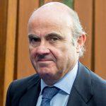 Luis de Guindos, vicepresidente del BCE