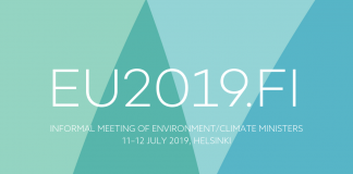 Cumbre de los Ministros de Mediaombiente de la UE en Helsinki