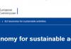 Informe de la UE sobre Taxonomía