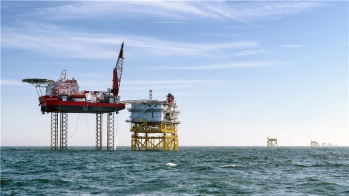 Iberdrola Parque eólico marino EAQ UK