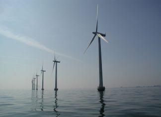 Generadores eólicos marinos